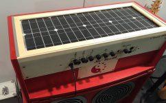 No Madd Solar Amp Panel