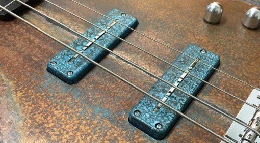 Nordstrand Custom Bass Pickups Close