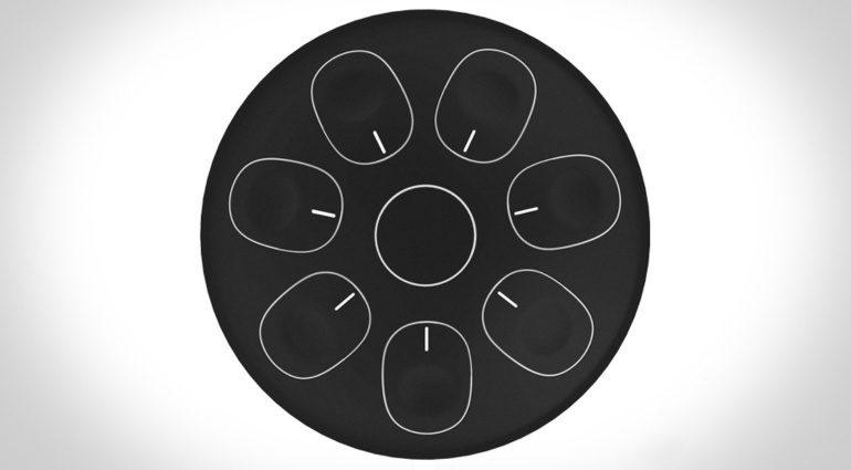 Ovalsound Oval - die erste elektronische Hand-Pan-Drum