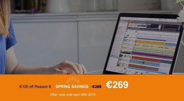Propellerhead Reason 8 Sale