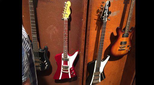 Sandberg Forty Eight Gitarre und BAss