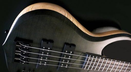 Sire Marcus Miller M7 Bass Front Black Close