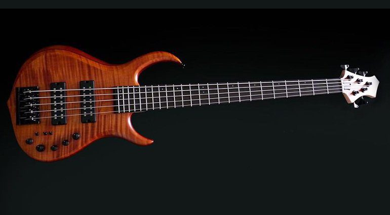 Sire Marcus Miller M7 Bass Front Brown
