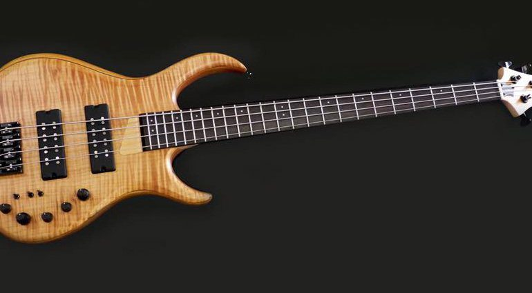 Sire Marcus Miller M7 Bass Front Nature