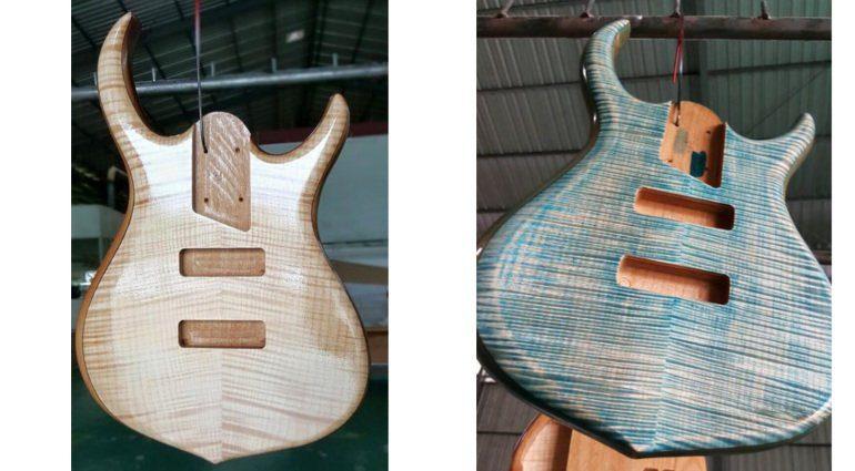 Sire Marcus Miller M7 Bass Front Produktionsbilder