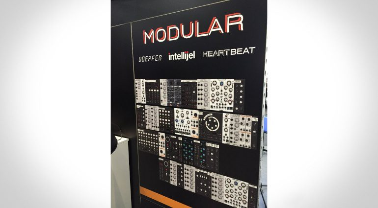 Softube Modular auf der Musikmesse