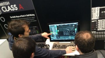Musikmesse 2016: Softube zeigt British Class-A Add-On für Console-1