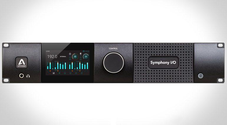 Apogee Symphony IO mkII Pro Tools HD - eine weitere Soundkarte zur Musikmesse