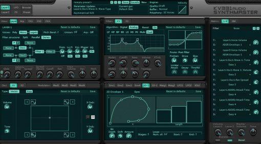 Synthmaster 2.8 Update - eine Menge neuer Funktionen und ein Deal