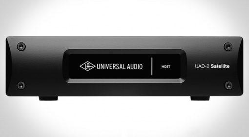 Musikmesse 2016: UAD stellt Satellite USB für Windows vor