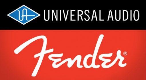 Musikmesse 2016: Und nochmals UAD - Zusammenarbeit mit Fender angekündigt