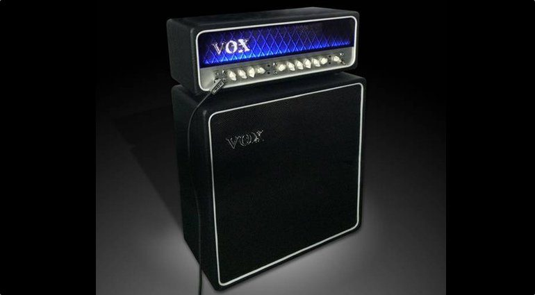 Vox Nutube Amp Prototyp Front