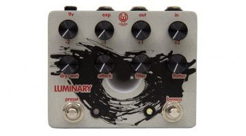 Walrus Audio Luminary Quad Polyphonic Pitch Shifter Shift 770x425 Pedal