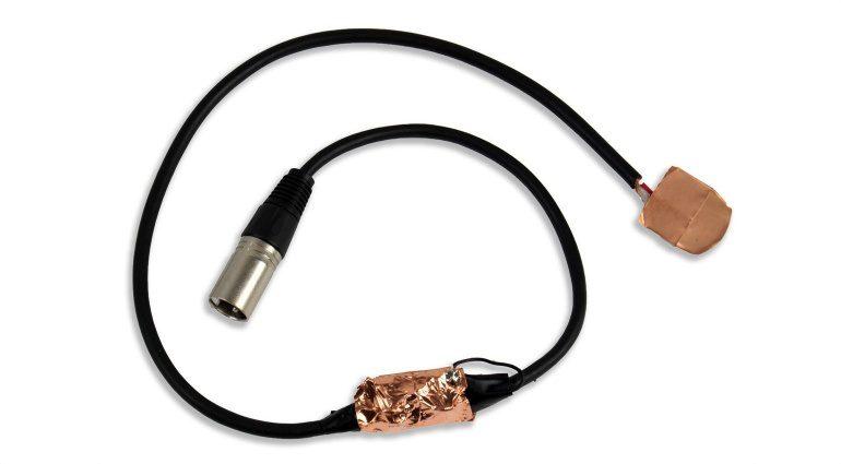 Zeppelin Design Labs The Cortado DIY Instrument Pickup Piezo Kontakt Mikrofon