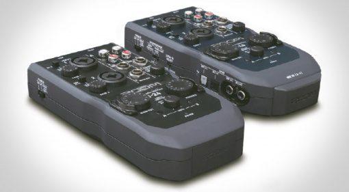 ZOOM Handy Audio Interfaces - mobile Soundkarten braucht das Land