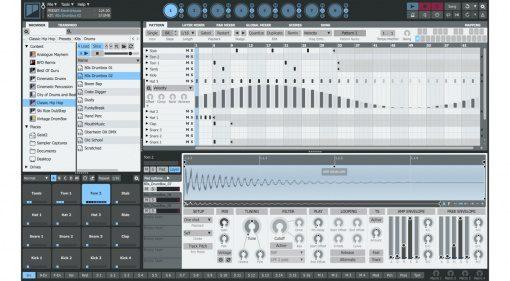 Fxpansion Geist 2 - komplett überarbeitete Software mit vielen neuen Funktionen