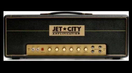 Jet City JCA45 JTM45 Indiegogo Amp Verstärker Front