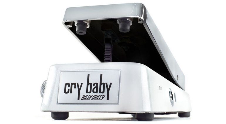 Jim Billy Duffy Cry Baby Wah Pedal Front