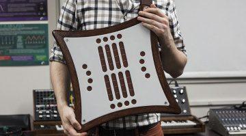 Mune MIDI Controller Gurt Crowdfunding Front