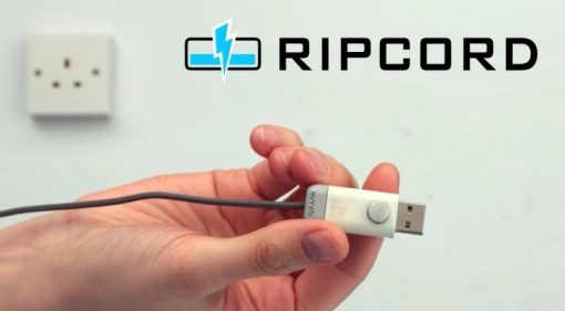 MyVolts Ripcord Main USB