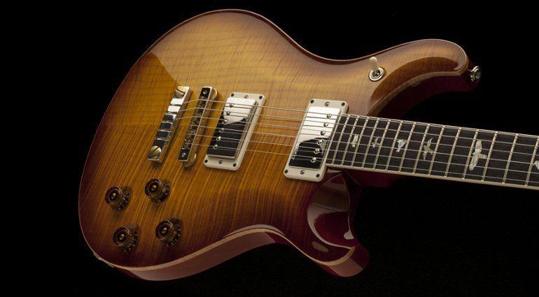 PRS 594 Body Front Gitarre