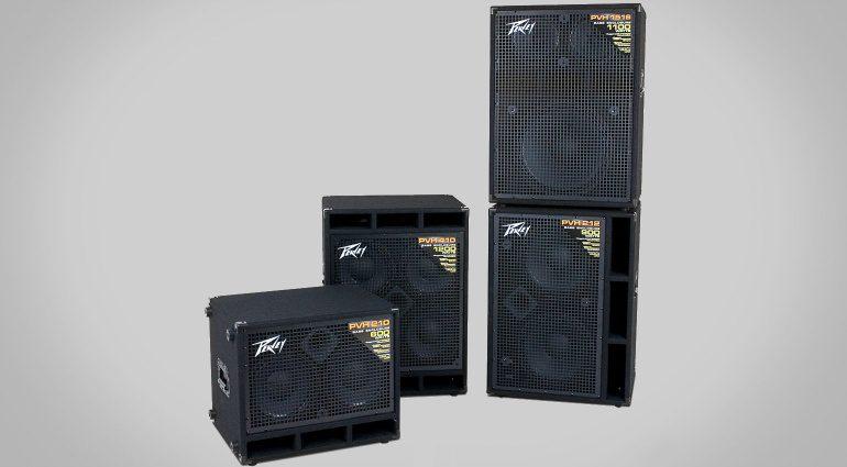 Peavey PVH Bass Box Cabinet Serie