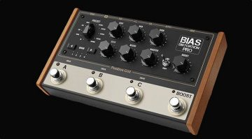 Positive Grid Bias Distortion Pedal Effekt Modelling
