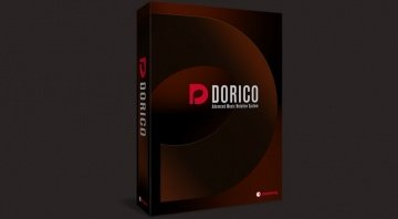 Steinberg Dorico Notation Pack Shot
