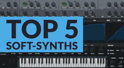 Die fünf besten Software Synthesizer - bislang