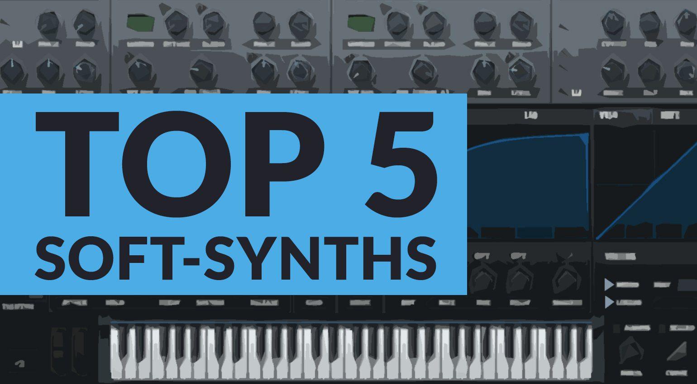 Die fünf besten Software-Synthesizer 2016 | gearnews de