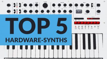 Beste neue Hardware-Synthesizer 2016 gearnews