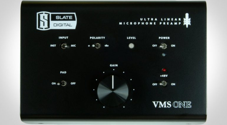 Slate Digital VMS - virtuelle Mikrofonie mit analoger Hardware