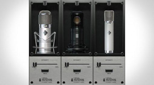 Slate Digital VMS - virtuelle Mikrofonie mit analoger Hardware