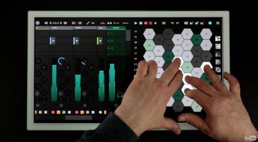 ScreenForge Yeco - Ableton Live Multitouch Controller für Mac und Windows Systeme