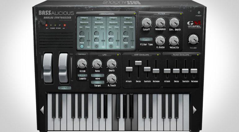 Gospel Musicians Bassalicious bringt den Funk und Soul zurück in den Rechner