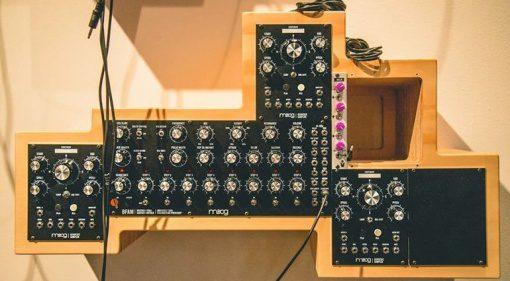 Eurorack-Moog-Module