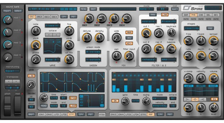 Reveal Sound Spire: Synthesizer für die elektronische Musik und mehr