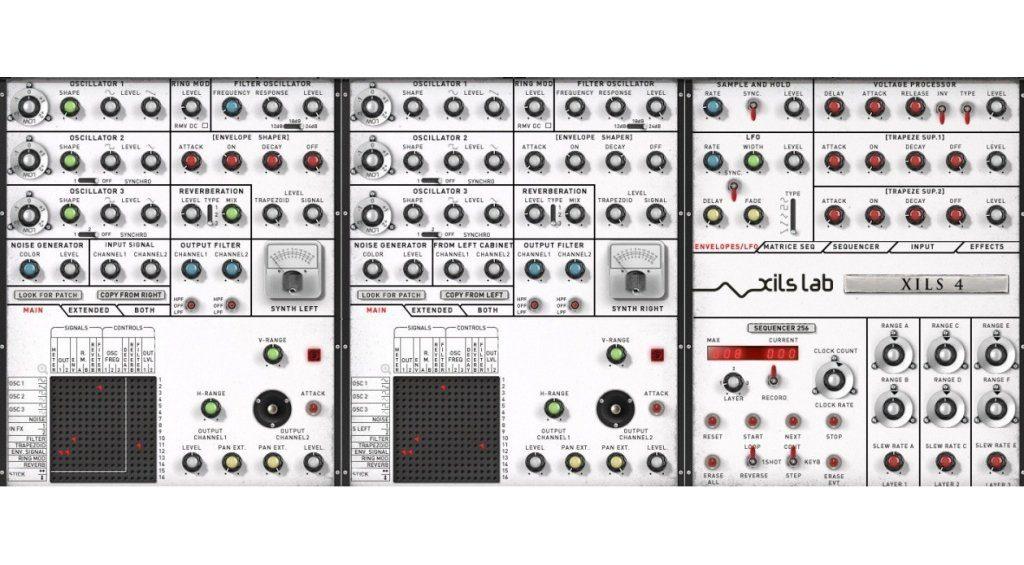 Xils Lab Xils 4: digitale Emulation des EMS VCS3