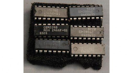 CEM-Chips - basis von analogen Synthesizern