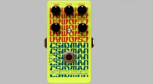 Catalinbread Csidman Pedal Digital Delay Stutter Glitch Front