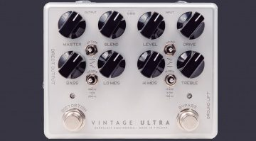 Darkglass Electronics Vintage Ultra Bass Overdrive Preamp Front