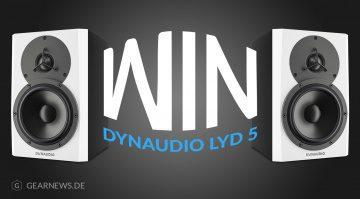 Dynaudio Gewinnspiel LYD-5b DE