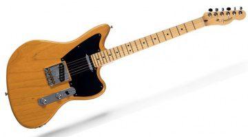 Fender Offset Telecaster Telemaster Jazzcaster FSR Front