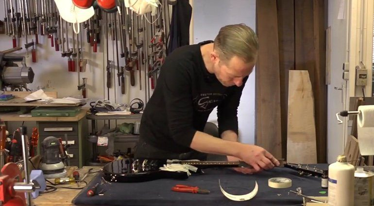 Kolumne Gitarrenbauer Thomas Harm Cyan Quicktipps Video