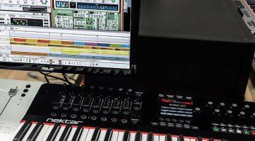 Nektar Controller Update Reason 9