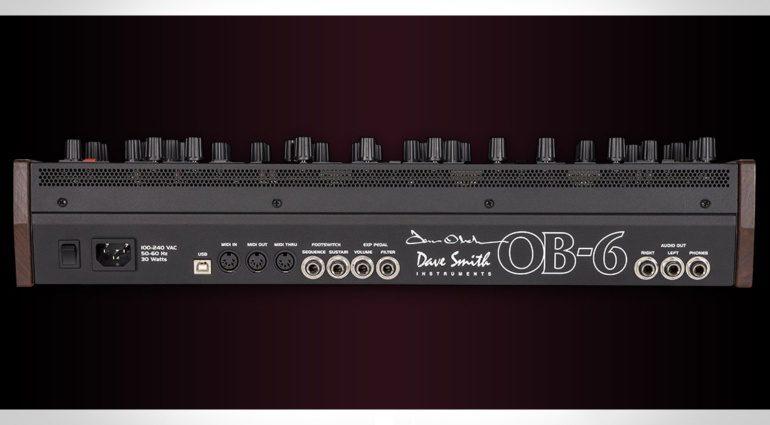DSI OB-6 Desktop kommt! Das erste Foto ist aufgetaucht