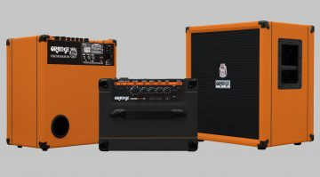 Orange Bass Crush Serie