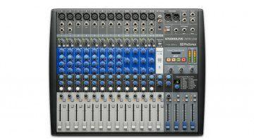 Presonus StudioLive AR16 USB Front