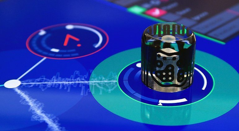Reactable Rotor Close