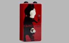 Seymour Duncan Killing Floor Booster Overdrive Pedal Front